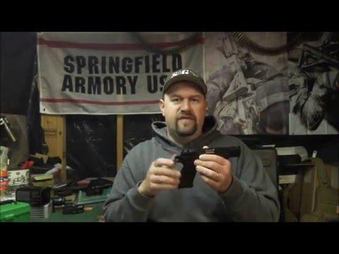 SAR B6P 9mm Semi Auto Pistol | FunnyCat TV