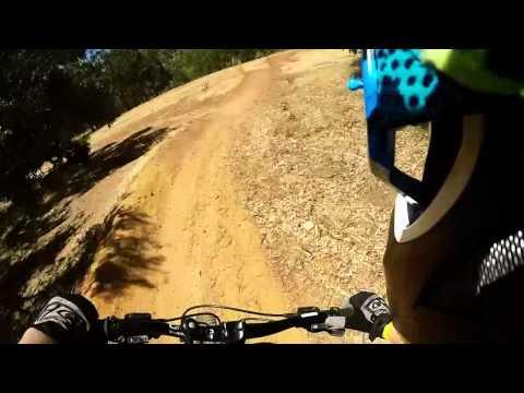 GoPro: Mountain bike: Goat Farm perth