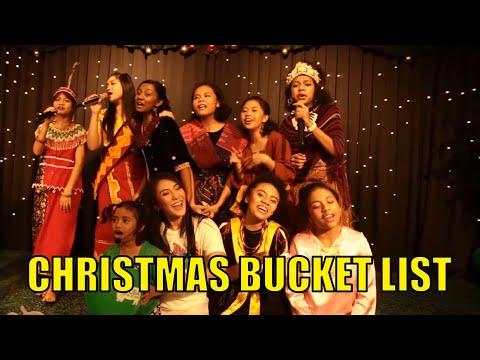 Christmas Bucket List bersama Abuba Steak dan Rumah Dongeng Pelangi.