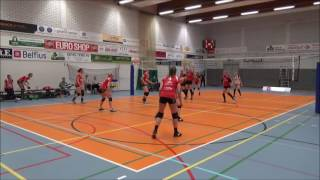 Bevo Roeselare A - Mavoc Mechelen 3 - 2