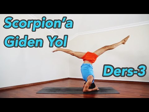 Scorpion'a Giden Yol Ders-3