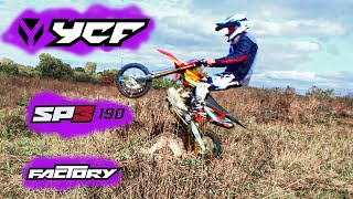 ycf sp3 190cc test ride