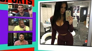 Mayweather vs. McGregor's Corona Girls Revealed! | TMZ Sports