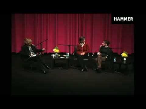 Ani DiFranco & Susan Faludi, Hammer Forum