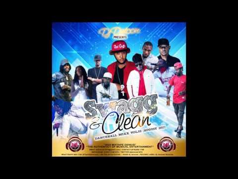 DJ DOTCOM SWAGG & CLEAN DANCEHALL MIX VOL 53 AUGUST   2017