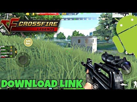 CrossFire Legends Mobile Battle Royale + Download Link Apk PH