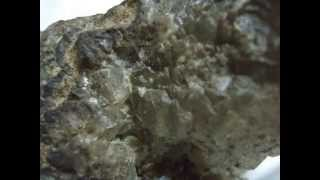 Kimberlite Rock and Diamonds Natural 01