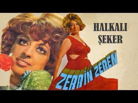 Zerrin Zeren - Halkalı Şeker - 1973 45lik Plak