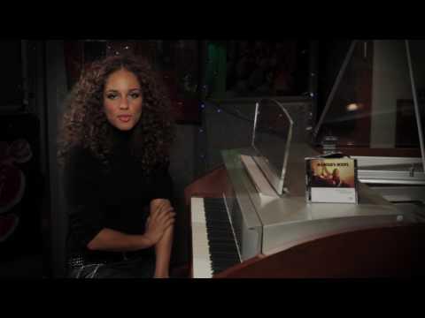 Alicia Keys shows her signature piano software | Native Instruments
