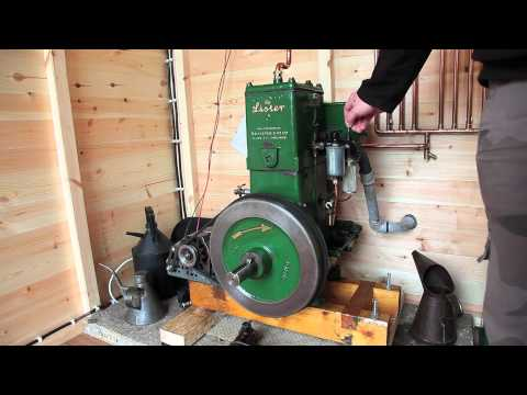 Lister D Generator & Charging set