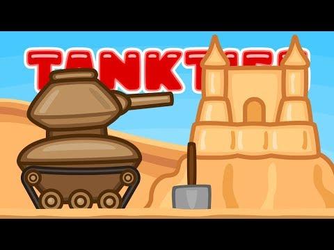 TerraTech #7 Игровой мультик про машинки боевые как лего конструктор мульфильм про танки и самолеты