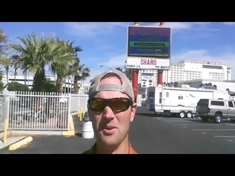 Riverside Casino Tour FREE Dry Camping RV Laughlin NV
