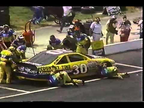 1990 NASCAR Winston Cup Budweiser 500 @ Dover Downs (Full Race)