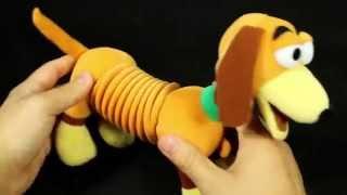 2266 disney pixar toy story plush slinky dog slinky