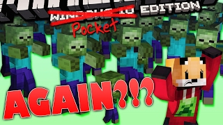 Minecraft | I GIVE UP!!! | Foxy's Bedrock Survival [4]