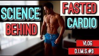 Science Behind Fasted Cardio | Dieting in Medical School #3
