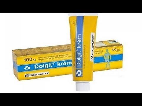 Крем ДОЛГИТ в жёлтой упаковке – 6
