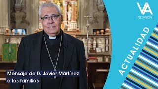 Mensaje de D. Javier a las familias
