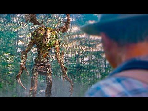 Siren head ? Leshy head in jurassic park   The Witcher: Monster Slayer