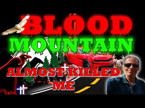 BLOOD MOUNTAIN ALMOST KILLED ME