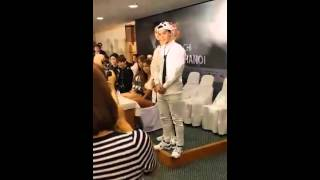 150328 press conference jackson lm aegyo so ciu