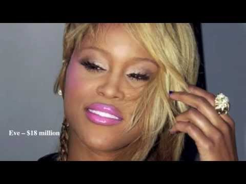 Top Richest Female Rappers in the World 2014-2015
