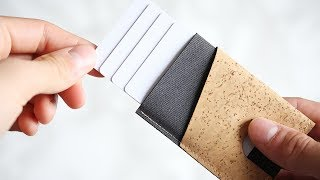 5 Best Useful Minimalist Wallets for Men #70  | Christina Tech Review