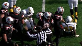 Campbell Football Sets The Tone vs Kennesaw State