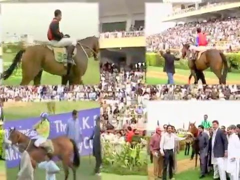 Karachi Race Club: Quaid-e-Azam Gold Cup 2015