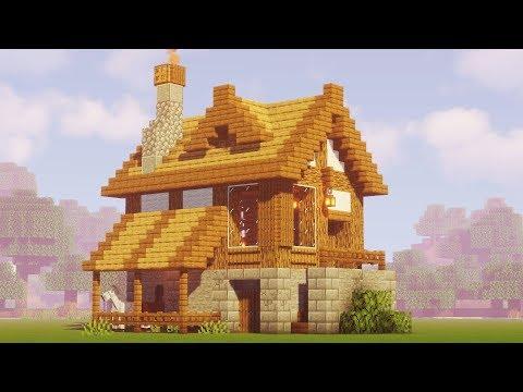 Деревенский дом с конюшней
