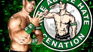 "2012:John Cena Theme Song - ""The Time Is Now"" (Lyrics In The Description)"