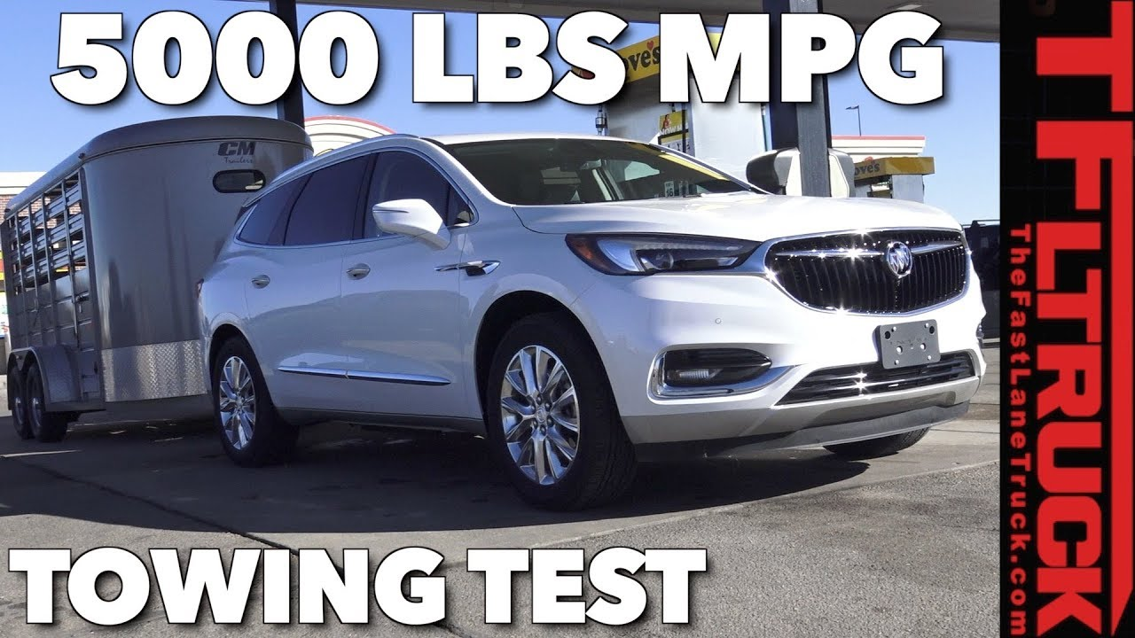 What is the Best Midsize SUV for Towing 5,000 Pounds? [Ask