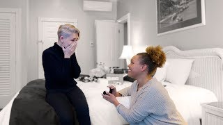 PROPOSING TO MY GIRLFRIEND! - Our Engagement