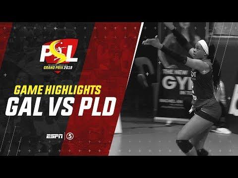 Highlights: Generika-Ayala vs. PLDT   PSL Grand Prix 2019