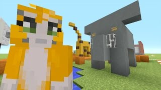 Minecraft Xbox - Building Time - Safari {16}