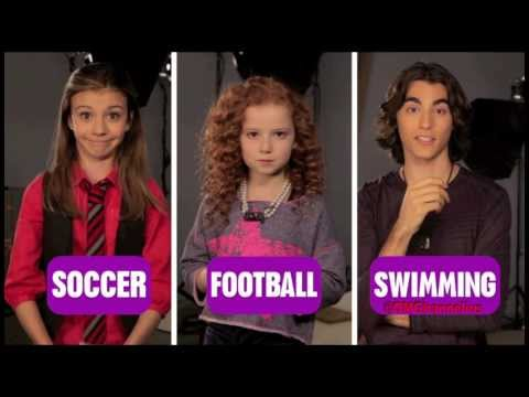 Dog With A Blog  Know Your Castmates  G Hannelius Blake Michael & Francesca Capaldi
