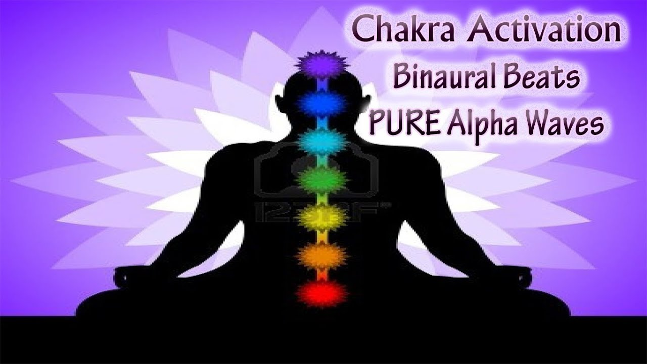 *FULL* CHAKRA HEALING CLEANSING MEDITATION (Root To Crown