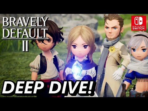 Bravely Default 2 - Everything We Know! Timeline, Art Style, Graphics Breakdown + MORE!
