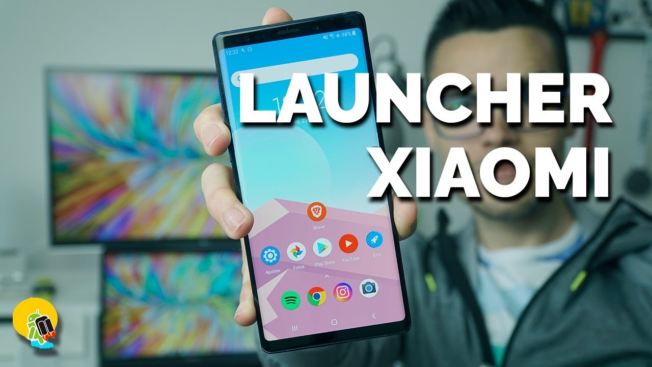 Descarga el nuevo launcher de Xiaomi: Mint ya disponible [APK]