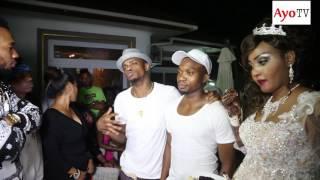 Party ya kumkaribisha Rich Mavoko WCB