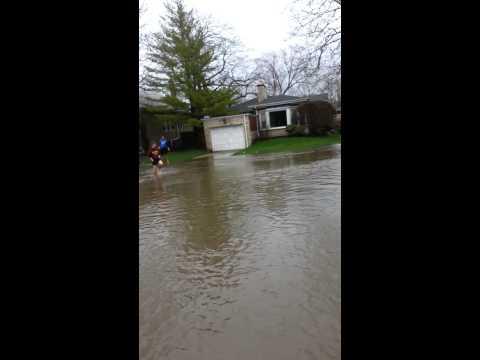 Chicago flood