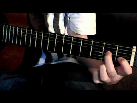 How To play Am chord (open pos.) - YouTube