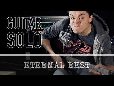 Avenged Sevenfold - Eternal Rest (guitar solo)