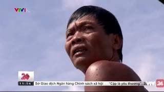 """Việc Tử Tế: Ông Tân """"Một Chân"""" Người Hùng Sông Nước - Tin Tức VTV24"""