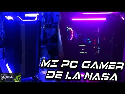 ⭐️MI PC GAMER DE LA NASA⭐️ | Jugando Con Natalia Ft. Nvidia GeForce GTX
