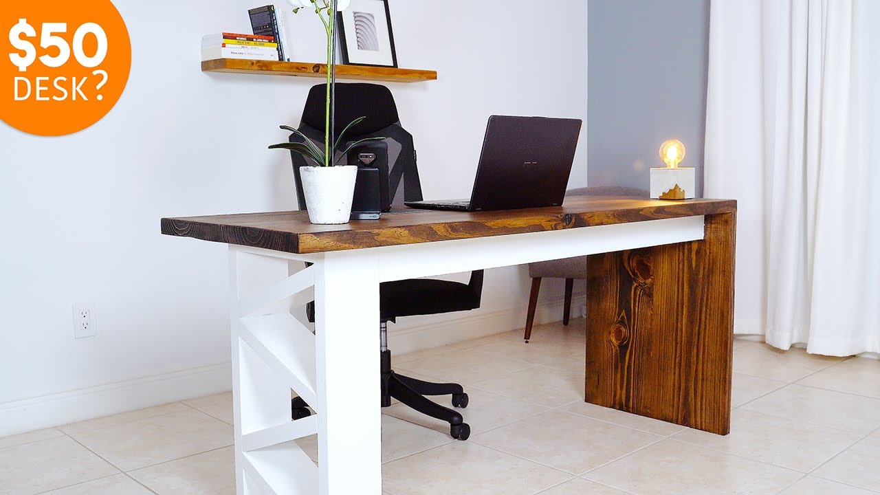 How to make a $50 Desk