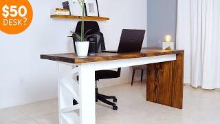 How to make a $50 Desk
