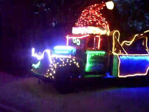 Tow Mater Christmas Lights & Tow Mater Christmas Lights - YouTube azcodes.com