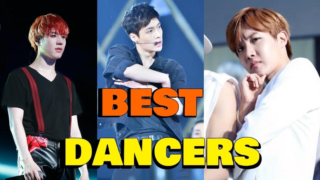 Best dancers in KPOP #1 (Male ver )