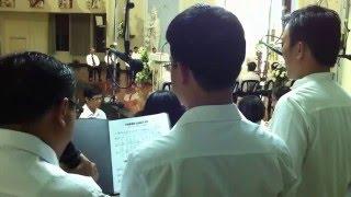 Thánh Vịnh 115 Thứ Năm Tuần Thánh LM, Thái Nguyên